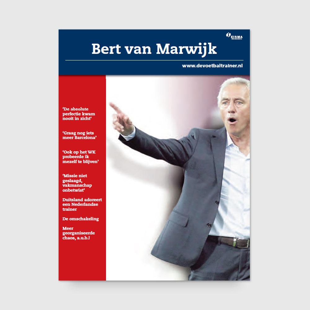 Bert van Marwijk (eBook) - De VoetbalTrainer