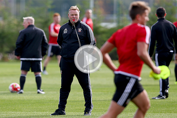 Ronald Koeman web media