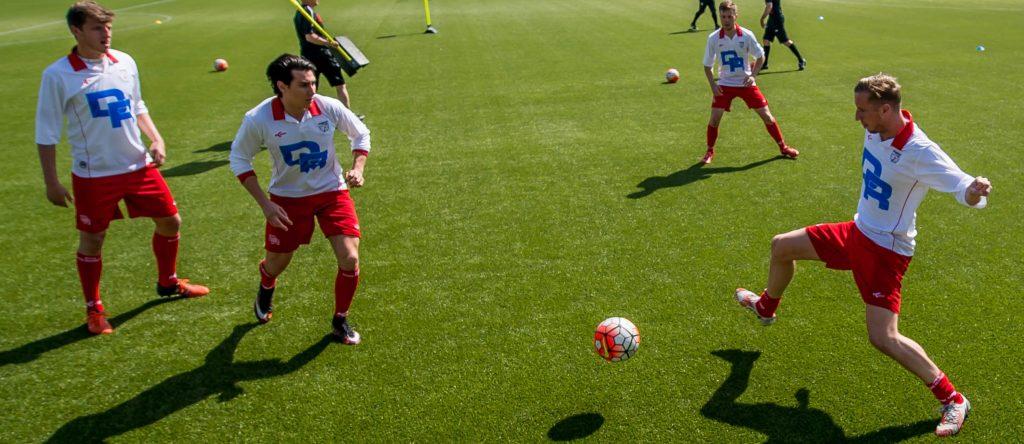 Periodiseren in het amateurvoetbal: oplossingen voor uitdagingen