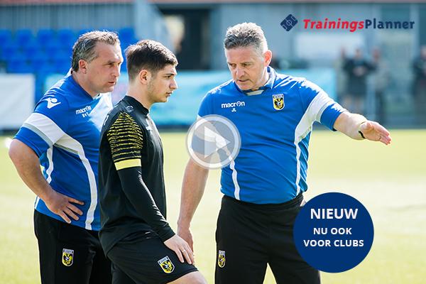 Vitesse training Clubabo