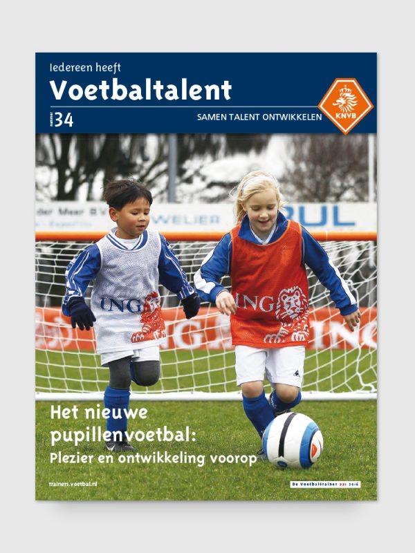 VOETBALTALENT (KNVB-katern)