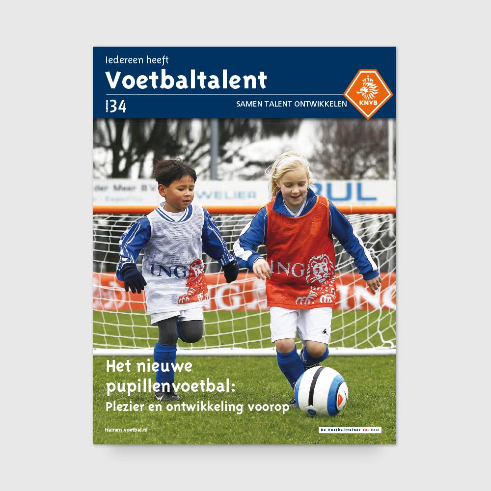 Amateurvoetbal start vanaf volgend seizoen met nieuwe wedstrijdvormen voor pupillen