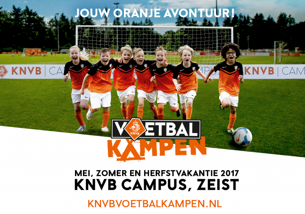 Vacatures KNVB Voetbalkampen