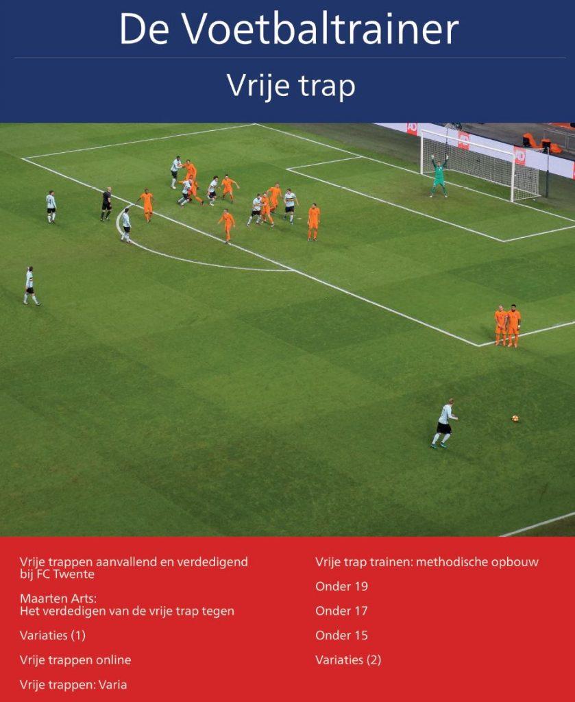 Nieuw in de webshop: eBook Vrije trap