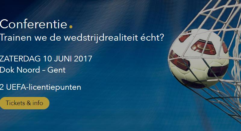 Trainersconferentie 10 juni | 2 UEFA-licentiepunten