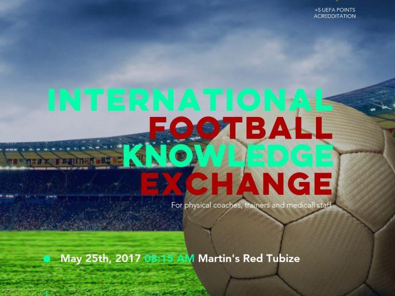 Football Knowledge Exchange 2017
