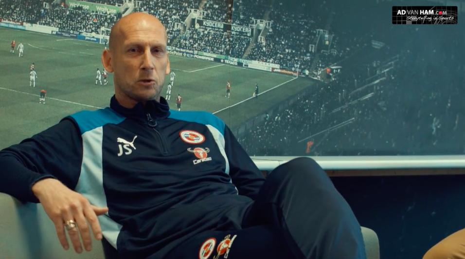 Jaap Stam: 'Heb liever dat spelers tijdens de training fouten maken'