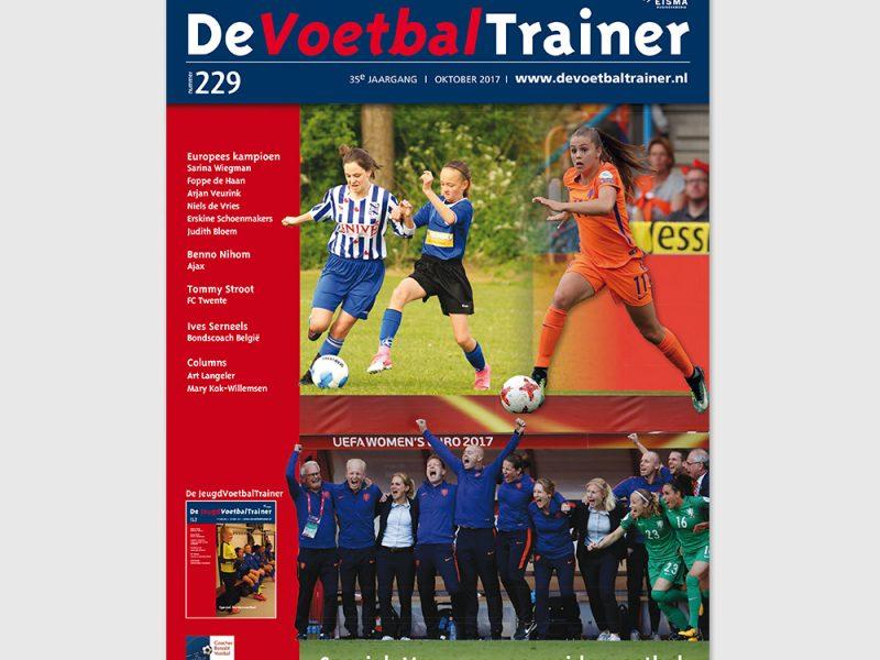 De Voetbaltrainer #229 | special vrouwen- en meidenvoetbal