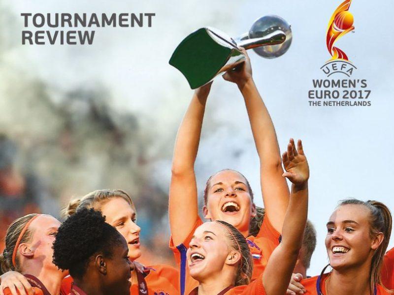 UEFA-rapport n.a.v. EK Vrouwen 2017