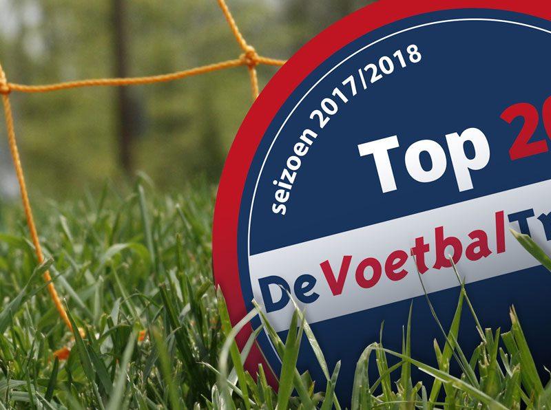 Top 200 van hoogstspelende amateurclubs in Nederland