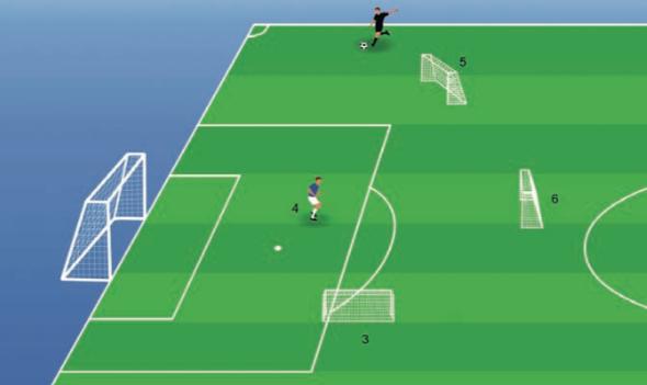 Trainingsvormen om de awareness van spelers te verbeteren