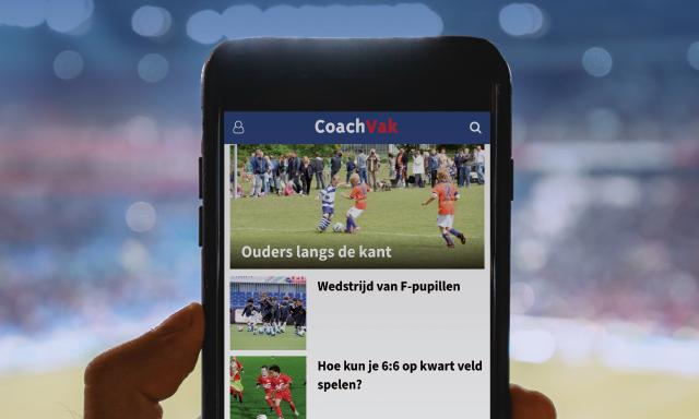 Nieuw! CoachVak, online kennisplatform en app