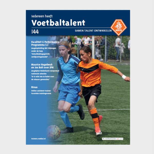 Voetbaltalent (KNVB katern) nr. 44 (eBook)