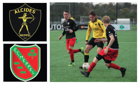 FC Meppel en Alcides voegen JO19-lichting samen