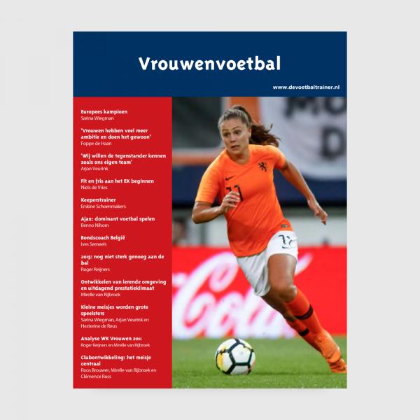 Vrouwenvoetbal (eBook)