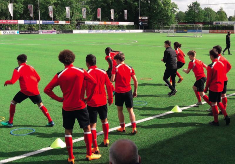 Vergoedingen en aantal FTE jeugdtrainers BVO's