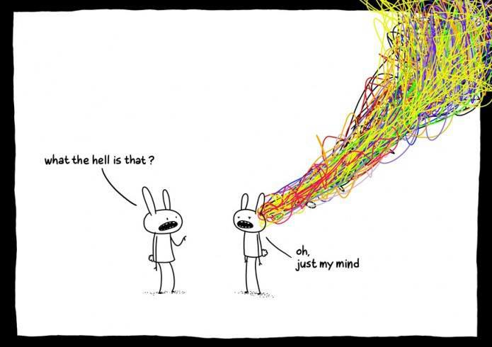 Topprestaties leveren óndanks negatieve gedachten
