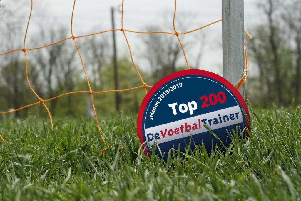 Top 200 van Nederland seizoen 2018/2019