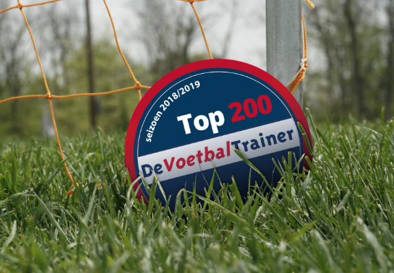De Top 200 hoogst spelende amateurclubs per provincie