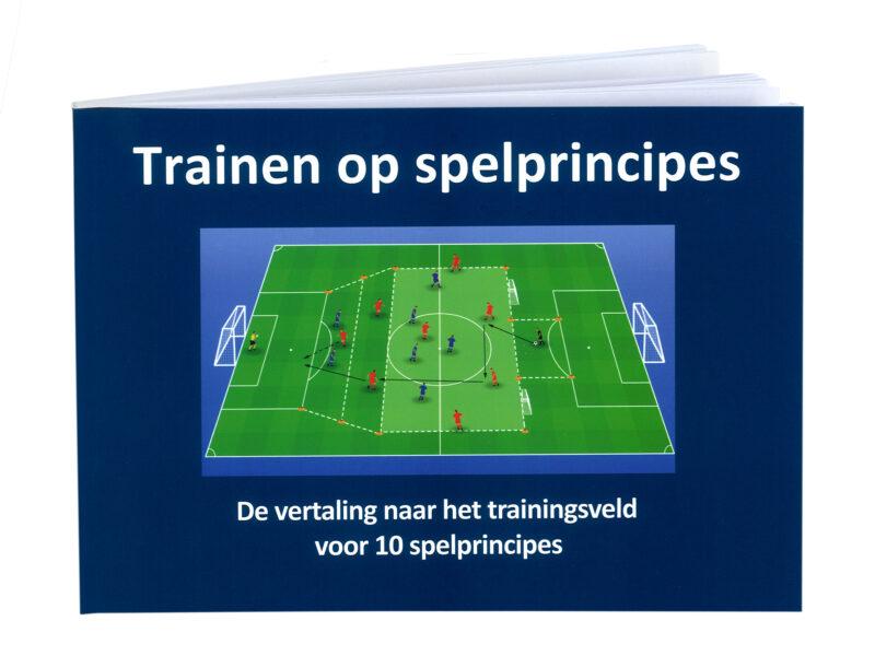 Op spelprincipes trainen in veelzijdige oefenvormen