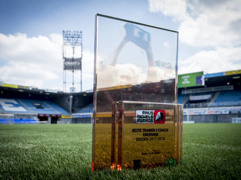 Nominaties Rinus Michels Awards 2018/19