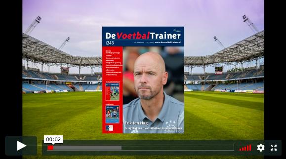 VT243: Erik ten Hag en Voetbalpsychologie