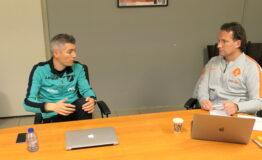 Opleiding UEFA Pro nieuwe stijl: Demmers en Weijs