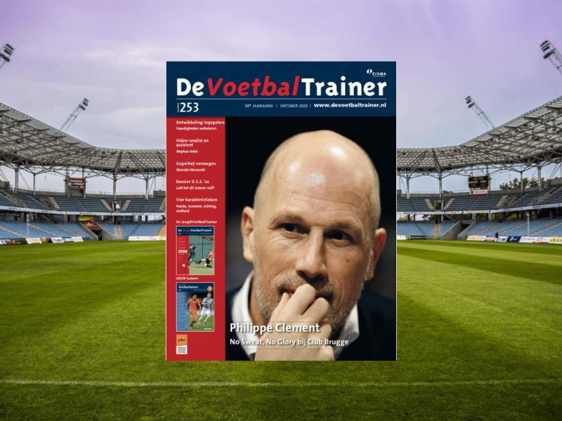 VT253: Philippe Clement (Club Brugge) en Jong Oranje
