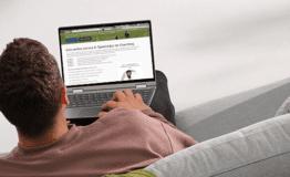 E-learning: behaal thuis vanaf de bank je KNVB-studiepunten