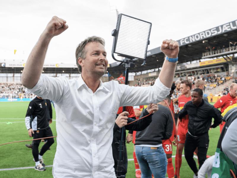 De acht-fasentactiek van de Deense bondscoach Hjulmand
