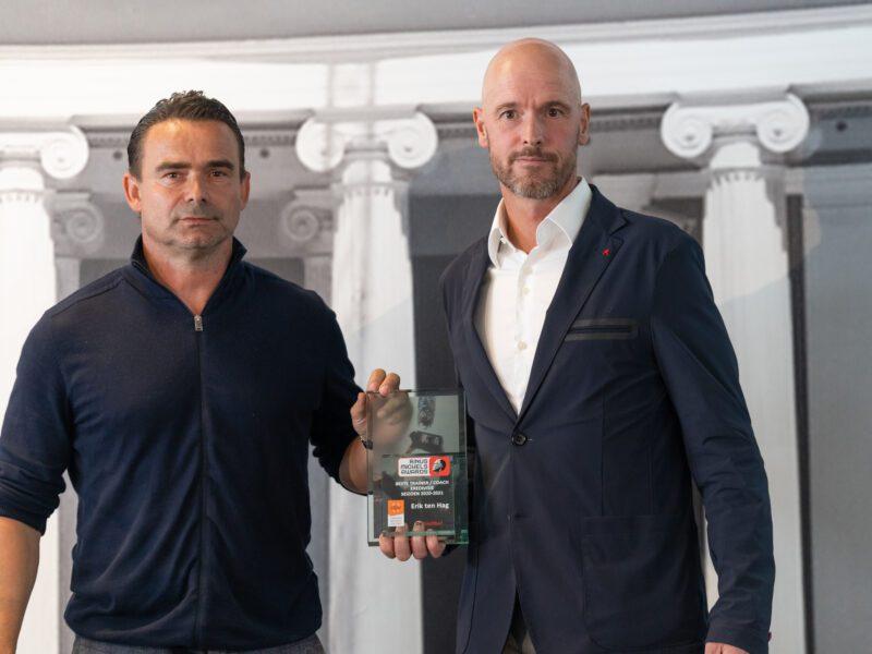 Rinus Michels Award voor Erik ten Hag