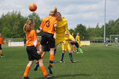 Jeugdplan Nederland voorportaal nationale selecties