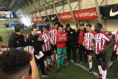 Spelprincipes (middenbouw jeugdopleiding PSV)