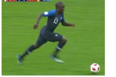 N'Golo Kanté, drijvende kracht bij Frankrijk: Koning van de interceptie