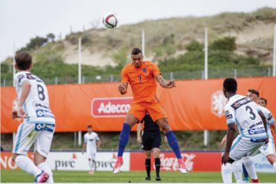 Oranje onder 17: Positiespel bij aanvallen én verdedigen