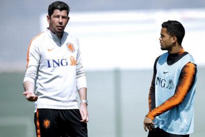 Het trainingskamp van Jong Oranje
