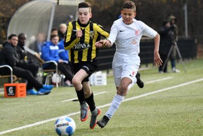 Onder 13: Tim Cornelisse (Vitesse)