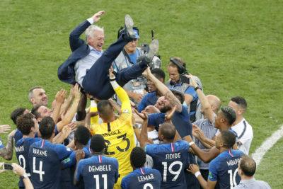 Frankrijk voor de tweede keer wereldkampioen: Balans is het toverwoord