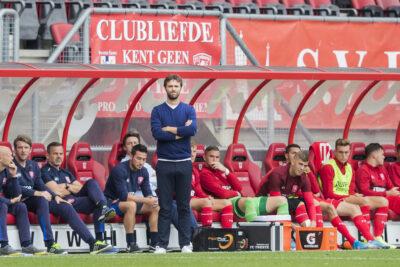Gonzalo Garcia (FC Twente), trainer met een 'oorspronkelijke gedachte'