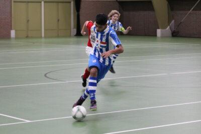 Jan Vogels (FC Eindhoven) over meerwaarde zaalvoetbal in opleiding