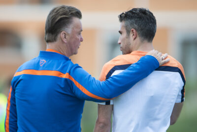 Louis van Gaal, de totale coach