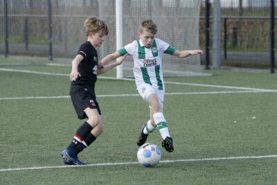Onder 12 bij FC Groningen