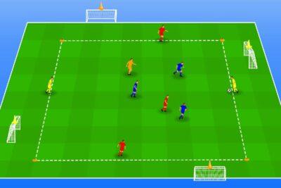 Het voorbereiden van een training (UEFA Pro)
