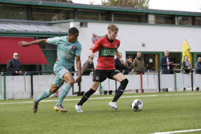Onder 21 bij NEC Nijmegen